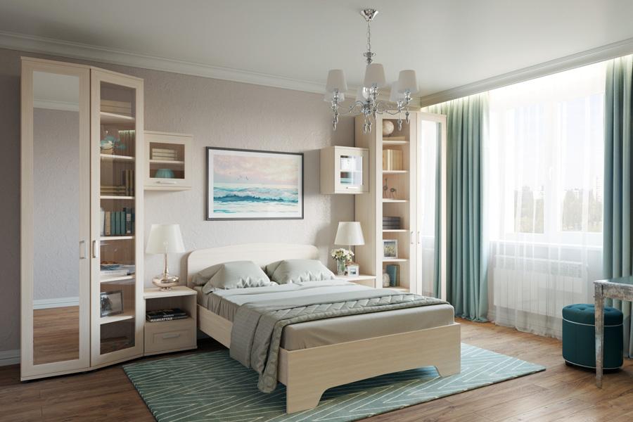 вариант комплектации спальни гарун к 3 купить в спб от
